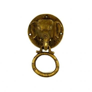 Heurtoir de porte Eléphant Ganesh