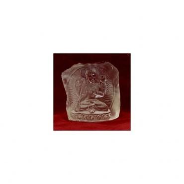 Tara Verte Cristal de roche Himalaya