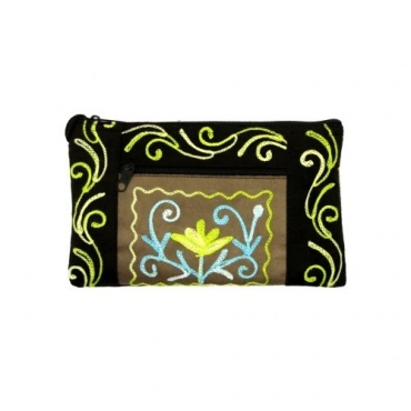 Pochette dame multi-usage originale