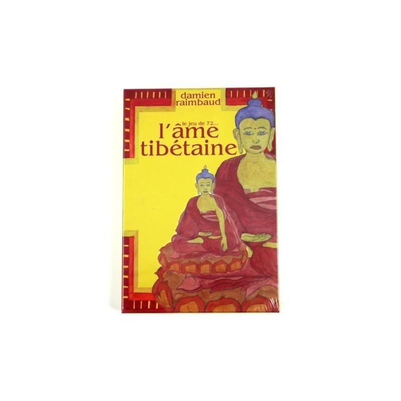 L'âme tibétaine Damien Raimbaud