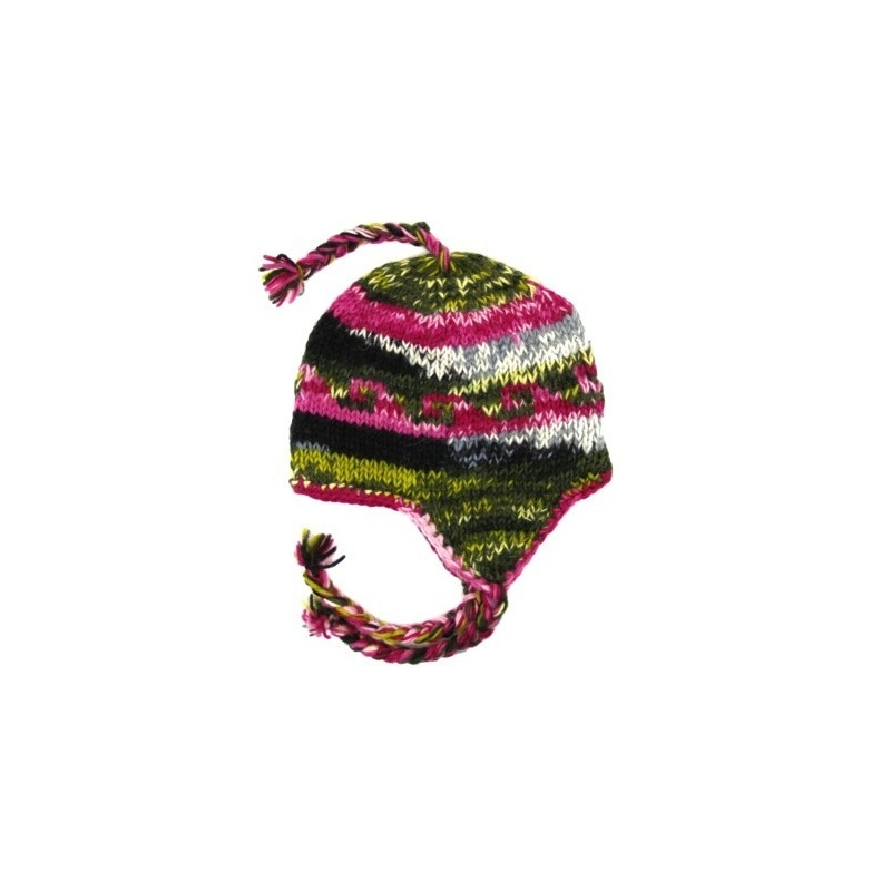 Bonnet cache-oreilles enfants original