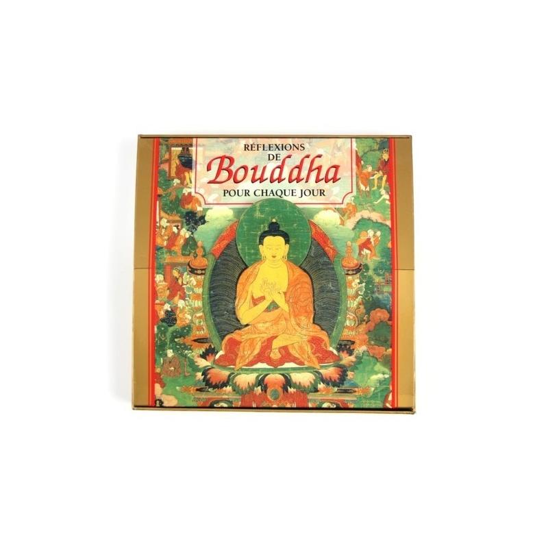 Réflexion de Bouddha