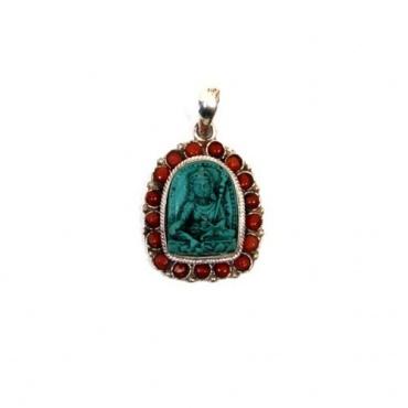 Pendentif Guru Rinpoché