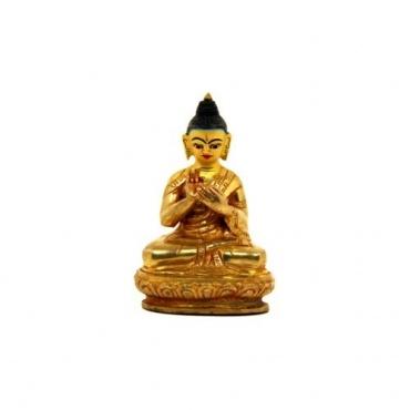 Bouddha Petite Statue - Mudra Enseignement