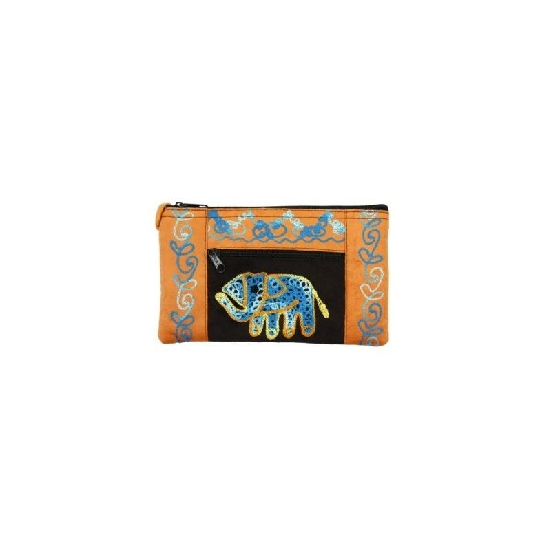 Pochette trousse de maquillage Elephant