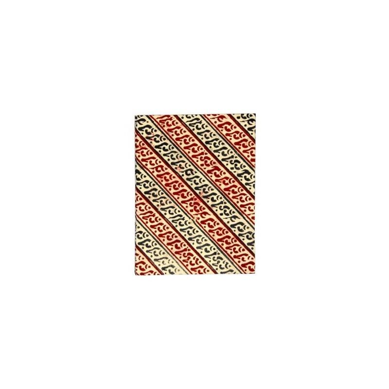 Livret de souvenir lokta papier conque