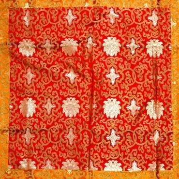 Nappe pour tibétaine autel bouddhiste