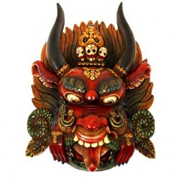 Masque de Kirtimukha Népal