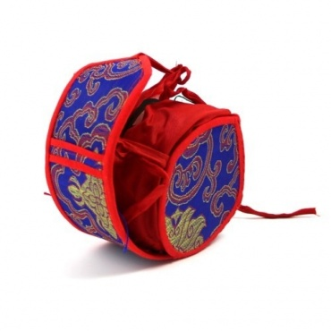 Tambour tibétain - Damaru PM