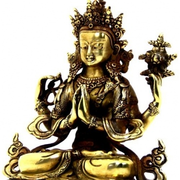 Bouddha de la Compassion Statue Chenrezig