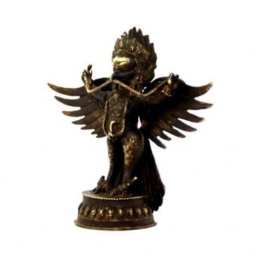 Statue Garuda Oiseau Mythique bouddhiste