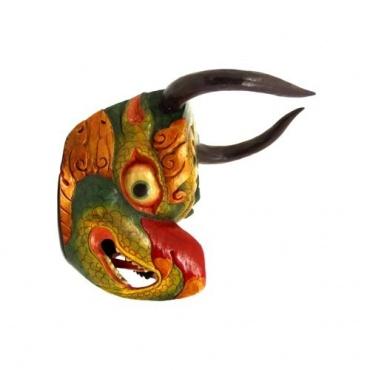 Masque  - Garuda - Seigneur des Oiseaux