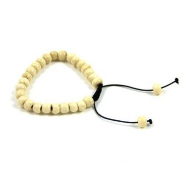 Perles blanches Mala