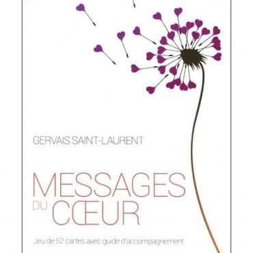 Messages du coeur - Jeu de cartes et livret