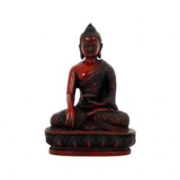 Statue de Bouddha en résine