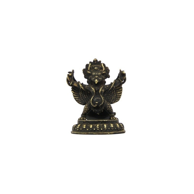 Garuda statue oiseau bouddhiste