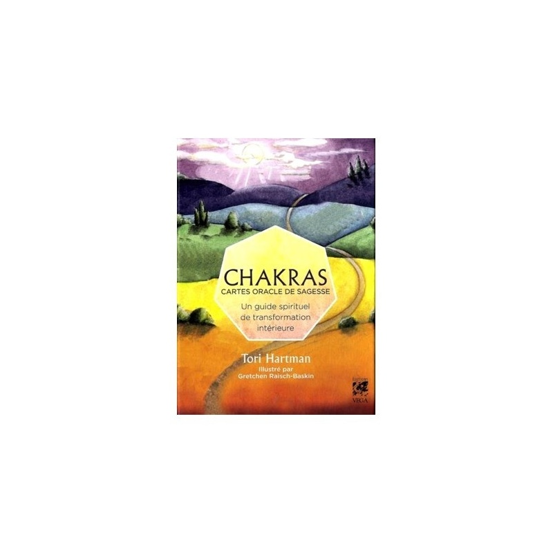 Chakras Cartes oracle de sagesse