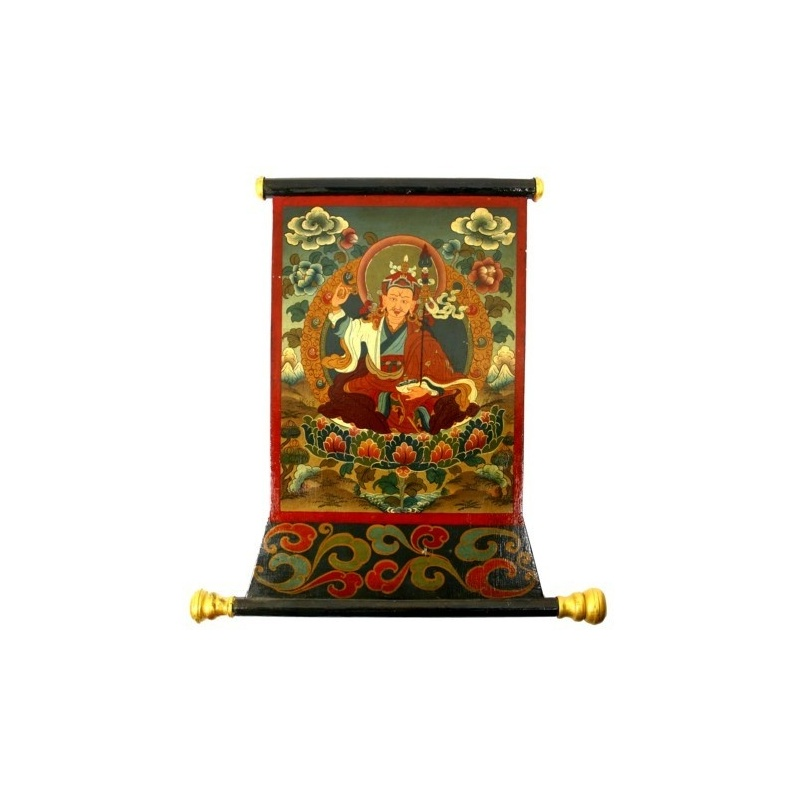 Gourou Rinpoché Padmasambhava Tableau