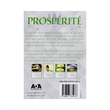 Cartes Prospéritée de François Doucet