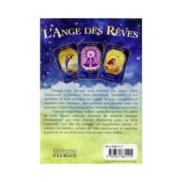 Cartes L'Ange des Rêves D. et M. Virtue