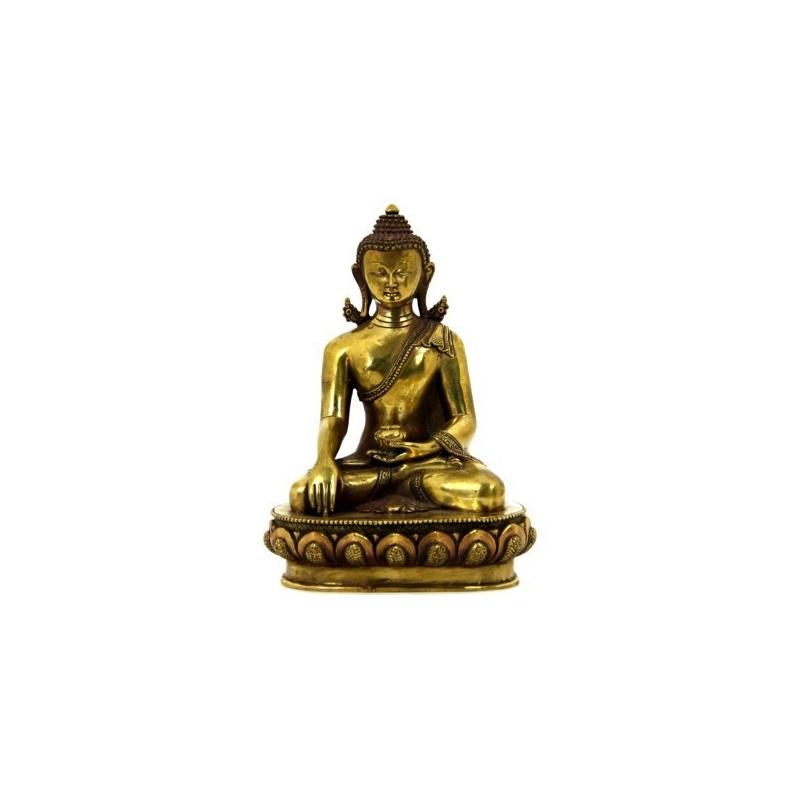statue bouddhiste du bouddha tib tain shakyamuni gautama sidharta bouddha primordial bouddha. Black Bedroom Furniture Sets. Home Design Ideas