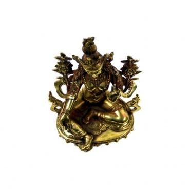 Statue de Tara Verte Bodhisattva Féminin