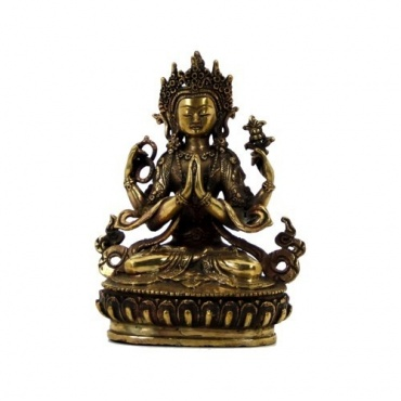 Statue du Bouddha de la Compassion