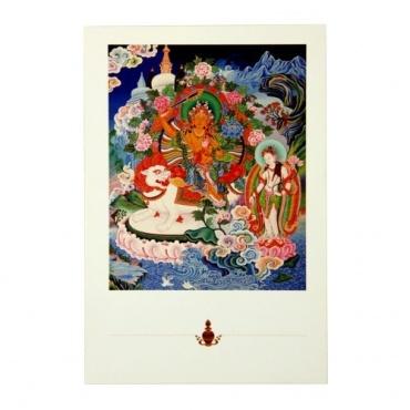 Carte postale Himalayenne
