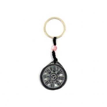 Porte-clés de la Roue du Dharma
