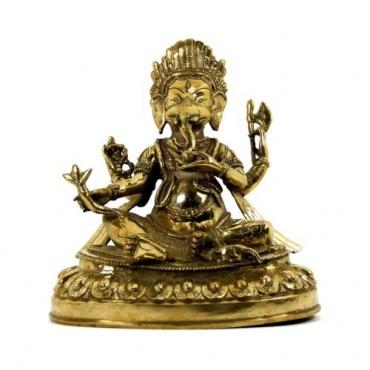 Grande Statue de Ganesh l'Elephant