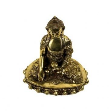 Statue de Bouddha  et robe Joyau