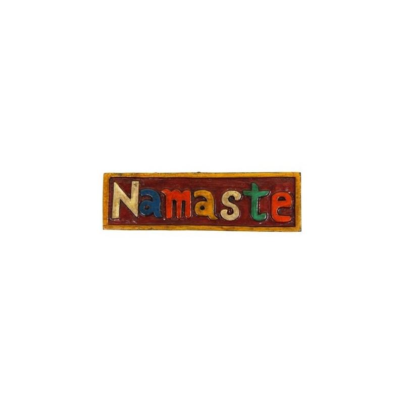 Bienvenue Namaste déco en bois