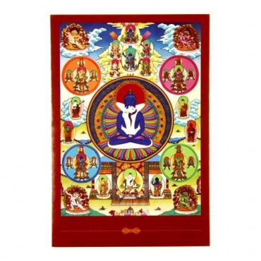 Carte Postale  Image de Samantabhadra