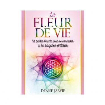 La Fleur de Vie 52 cartes oracle sagesse
