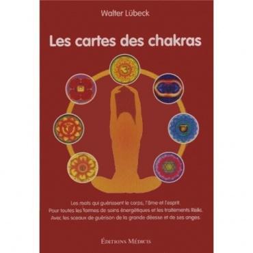 Les cartes des Chakras - Walter Lübeck
