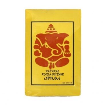 Mini bâton encens naturel Opium - 100 pièces