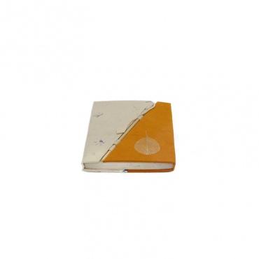cahier carnet de note précieux papier lokta paper