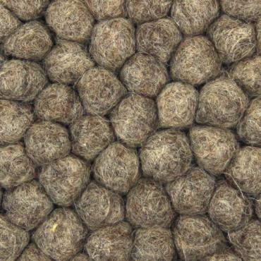 tapis en laine pour sous verre