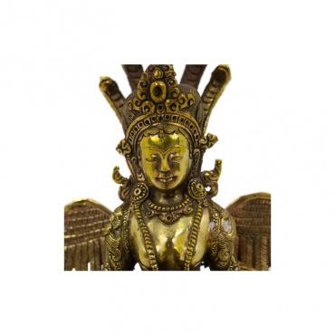 statue Naga kanya protectrice