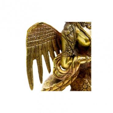 statue sirène protection et gardienne