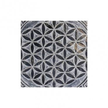 fleur de vie pierre himalaya