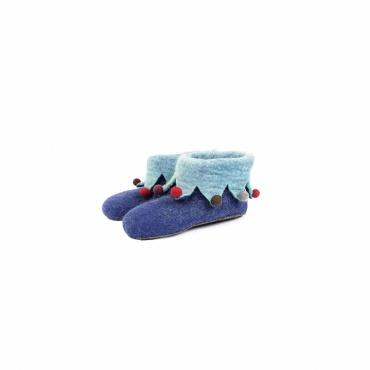 chaussons pantoufles pour enfants taille 30