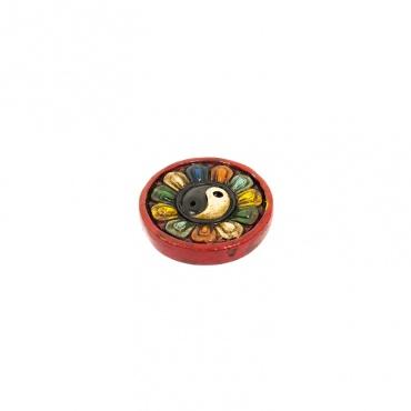 brûle encens ying-yang