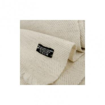 couverture en laine cashmere 145x265cm