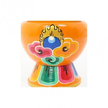 boite bol pour les offrandes de riz bouddhiste