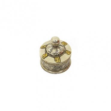 coffret écrin boîte à bijoux tibétaine