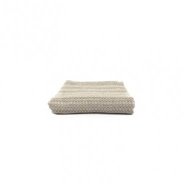 grande couverture châle cashmere teinte naturelle