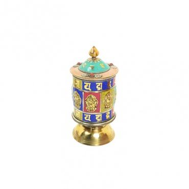 moulin prière bouddhiste mantra dorje