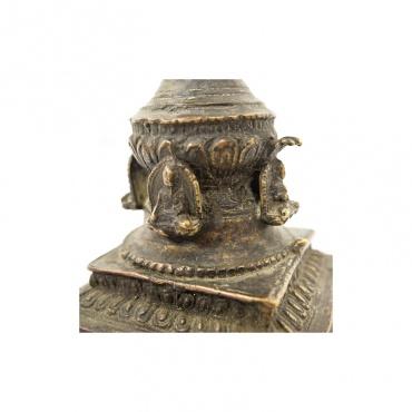 stupa bouddhiste tibétain