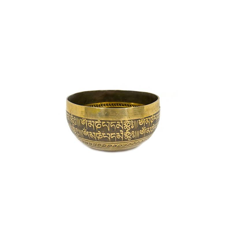 bol chantant tibétain 7 métaux 2ème chakra